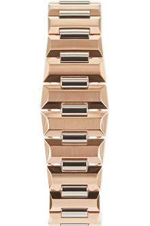 GIVENCHY Rose gold watch bracelet