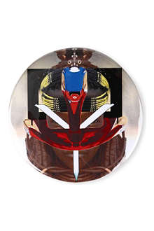 GIVENCHY Tribal Robot badge