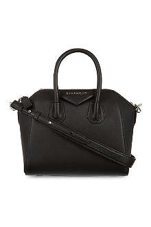 GIVENCHY Mini Antigona leather tote