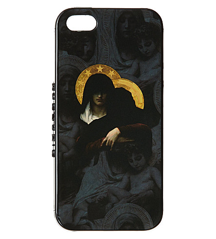 GIVENCHY Madonna iPhone case (Multi