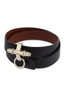 GIVENCHY Obsedia contrast bracelet
