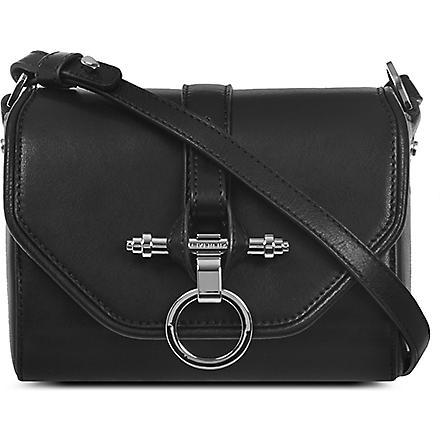 GIVENCHY Small obsedia cross-body bag (Black