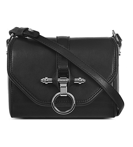 GIVENCHY Small obsedia cross-body bag (Black