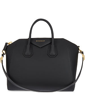 GIVENCHY Antigona medium matte leather tote