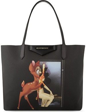 GIVENCHY Antigona Bambi leather tote