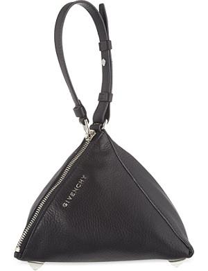 GIVENCHY Mini pyramid bag