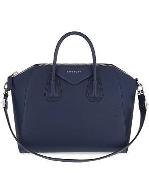Givenchy Small Antigona Deep Blue