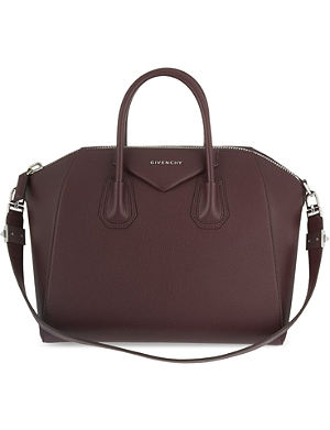 GIVENCHY Antigona Sugar medium leather tote
