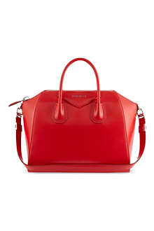 GIVENCHY Antigona medium lord shine tote