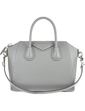 GIVENCHY Antigona small smooth-leather tote