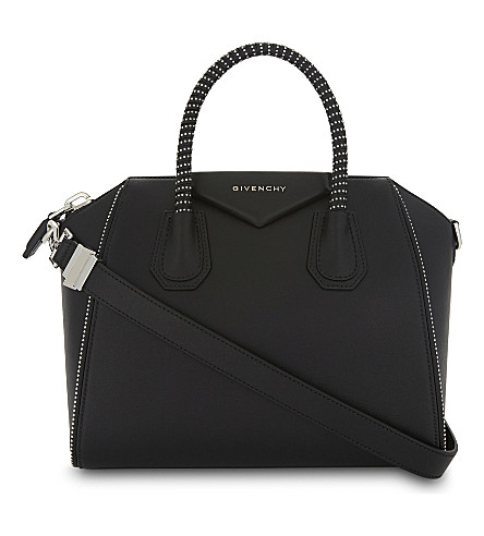 GIVENCHY Antigona leather tote (Black