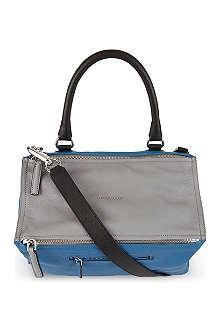 GIVENCHY Pandora Tricolour satchel