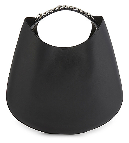 GIVENCHY Medium infinity hobo bag (Black