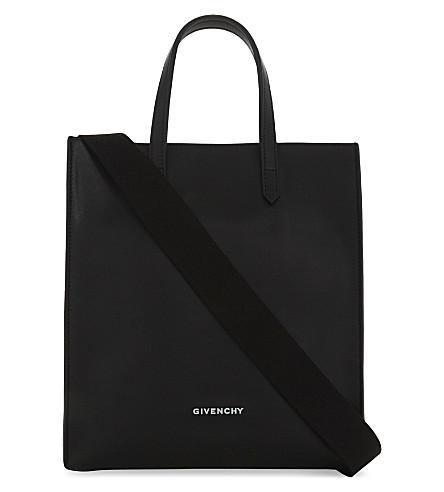 GIVENCHY Stargate logo shoulder bag (Black