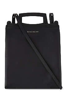 GIVENCHY Rave nappa leather clutch