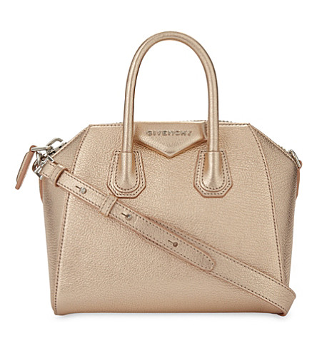 GIVENCHY Antigona leather tote (Pink