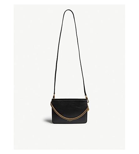 4939e3353c71 GIVENCHY - Cross 3 leather cross-body bag
