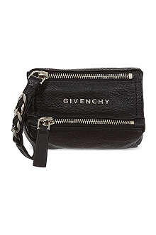 GIVENCHY Mini wristlet coin pouch