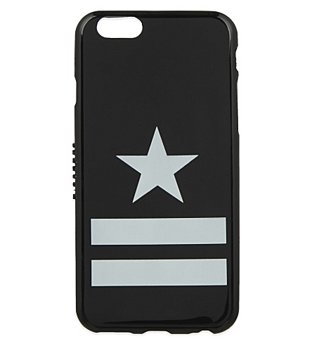 GIVENCHY Star stripe iPhone6 case (Multi