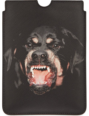 GIVENCHY Rottweiler iPad mini sleeve
