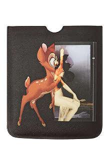 GIVENCHY Bambi print iPad sleeve