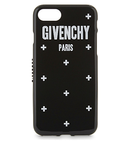 GIVENCHY Cross iPhone 7 case (Multi