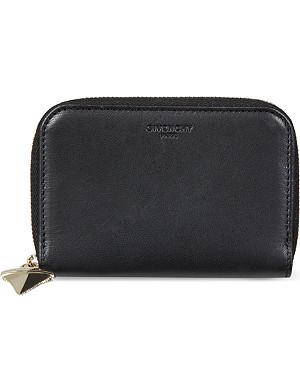 GIVENCHY Sharktooth coin purse