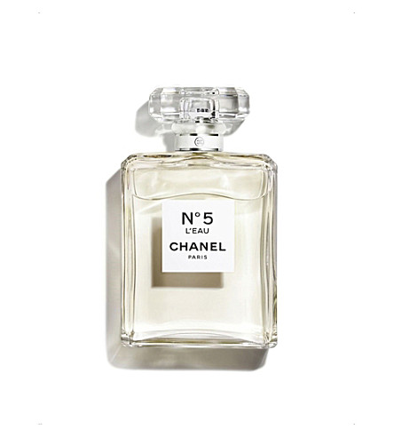 CHANEL <strong>N°5 L'EAU</strong> Eau de Toilette Spray 50ml