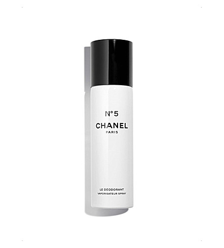 CHANEL <strong>Nº5</strong> The Spray Deodorant