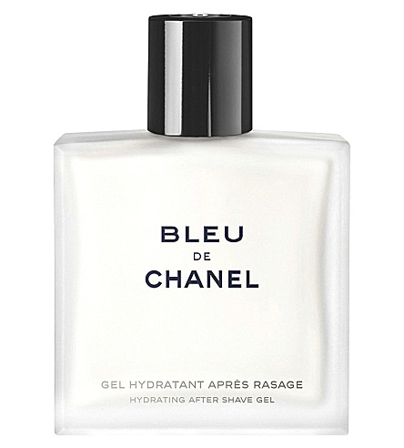 CHANEL <strong>BLEU DE CHANEL</strong> hydrating after-shave gel 90ml