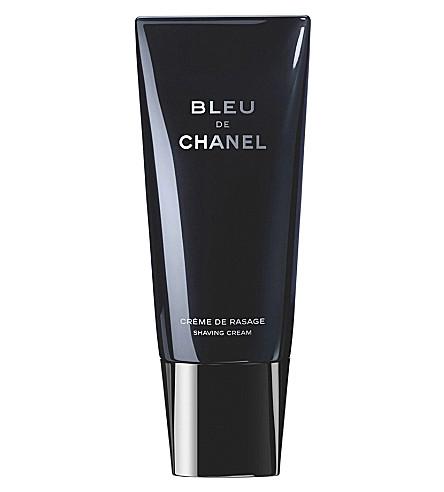 CHANEL <strong>BLEU DE CHANEL</strong> Shaving Cream 100ml