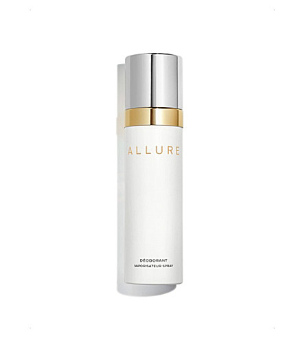 CHANEL <strong>ALLURE</strong> Deodorant Spray