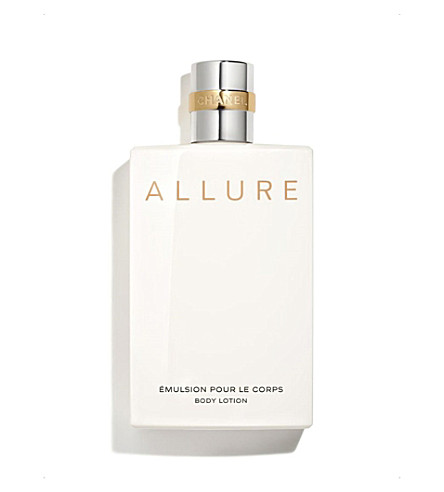 CHANEL <strong>ALLURE</strong> Body Lotion