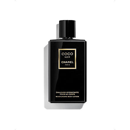 CHANEL COCO NOIR Moisturising Body Lotion