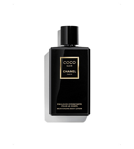 CHANEL <strong>COCO NOIR</strong> Moisturising Body Lotion