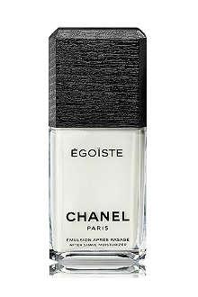 CHANEL ÉGOÏSTE After–Shave Moisturiser 75ml