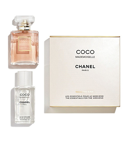 CHANEL <strong>COCO MADEMOISELLE</strong> The Essentials for the Weekend