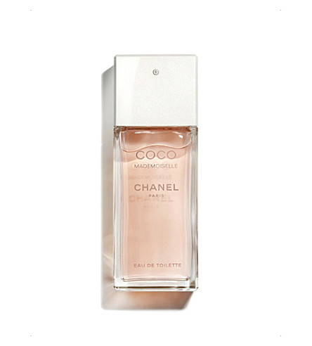 CHANEL <strong>COCO MADEMOISELLE</strong> Eau de Toilette Spray 100ml
