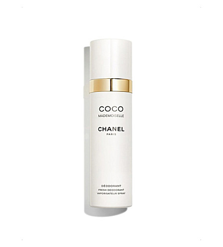 CHANEL <strong>COCO MADEMOISELLE</strong> Fresh Deodorant Spray