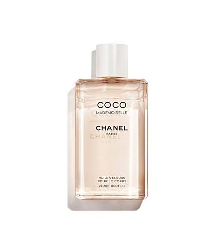 CHANEL <strong>COCO MADEMOISELLE</strong> Velvet Body Oil