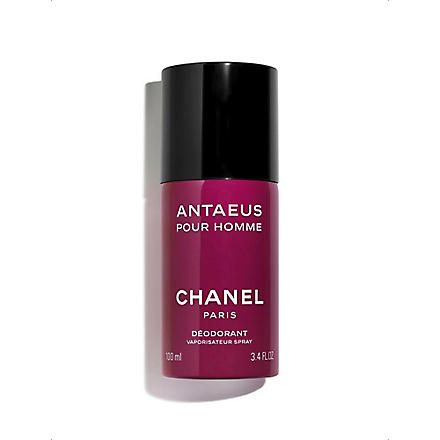 CHANEL ANTAEUS Spray Deodorant
