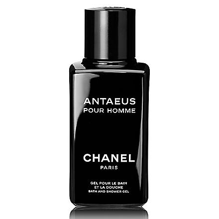 CHANEL ANTAEUS Bath and Shower Gel