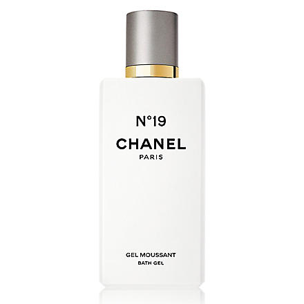 CHANEL Nº19 Bath Gel