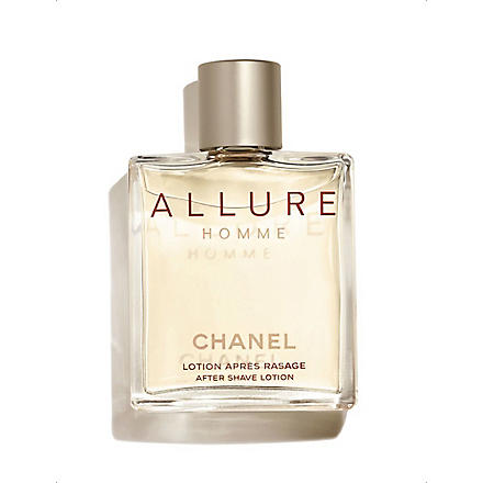 CHANEL ALLURE HOMME After–Shave Lotion 100ml