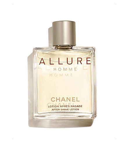 CHANEL <strong>ALLURE HOMME</strong> After–Shave Lotion 100ml