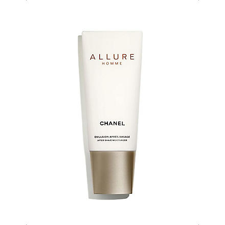 CHANEL ALLURE HOMME After–Shave Moisturiser