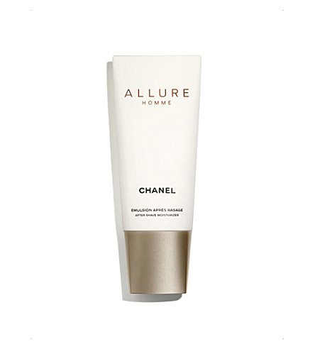 CHANEL <strong>ALLURE HOMME</strong> After–Shave Moisturiser