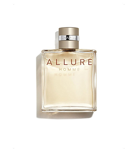 CHANEL <strong>ALLURE HOMME</strong> Eau de Toilette Spray 100ml