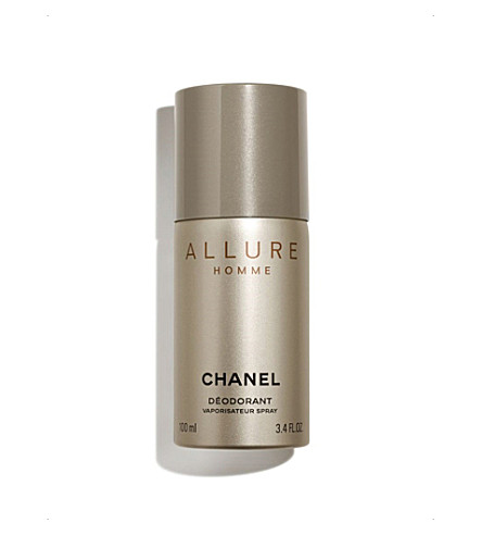 CHANEL <strong>ALLURE HOMME</strong> Spray Deodorant