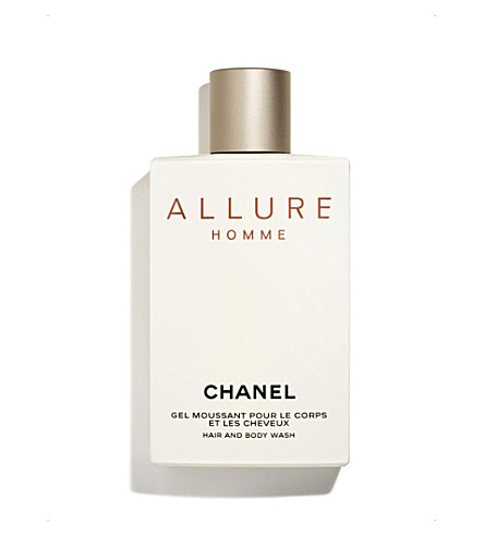 CHANEL <strong>ALLURE HOMME</strong> Hair and Body Wash